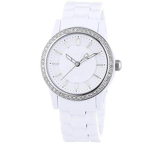 half off 000c5 5b2f6 Orologio da polso donna DKNY NY8011 plastica, colore: bianco ...